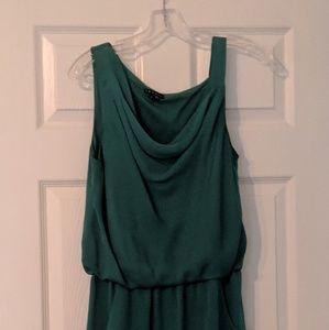 Green Theory dress